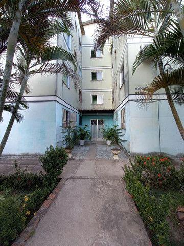 Alugo ou vendo apart na Forquilha no terceiro andar por R$ 600 reais cond. incluso - Foto 11