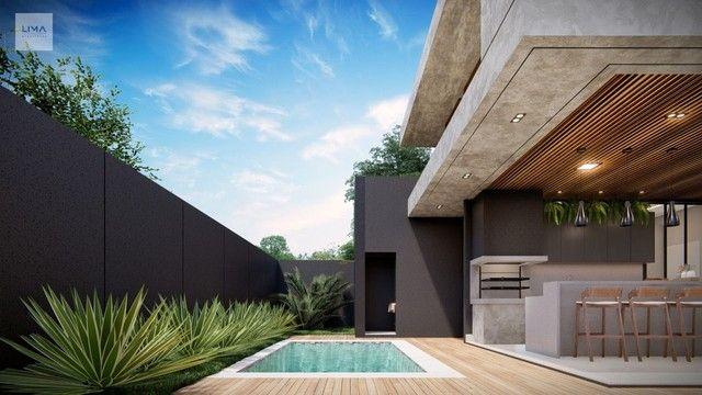 Casa com 3 dormitórios à venda, 200 m² por R$ 1.600.000,00 - Alphaville 3 - Campo Grande/M - Foto 10