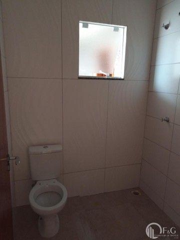 Casa à venda com 2 dormitórios em Cará-cará, Ponta grossa cod:670521.001 - Foto 14