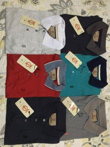 Camisas gola pólo  - Foto 2