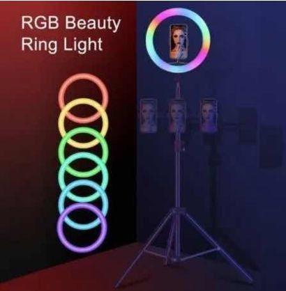Ring light colorido 16 cores diferentes