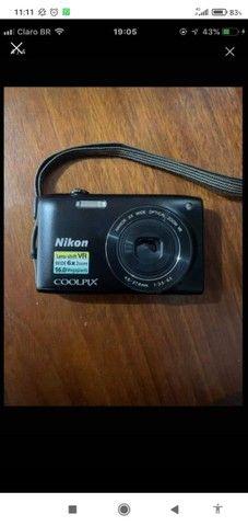 Máquina Nikon - Foto 3