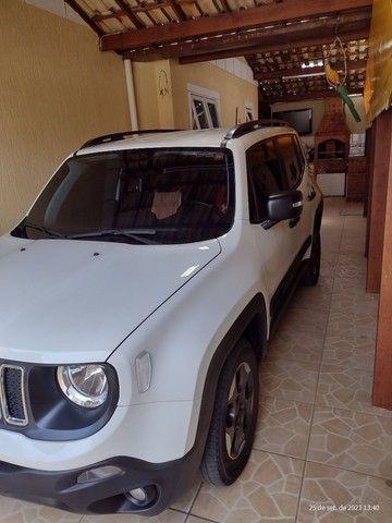 Jeep Renagade Sport MT Branca - Foto 13