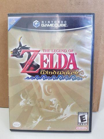 The Legend of Zelda - The Wind Waker para Gamecube