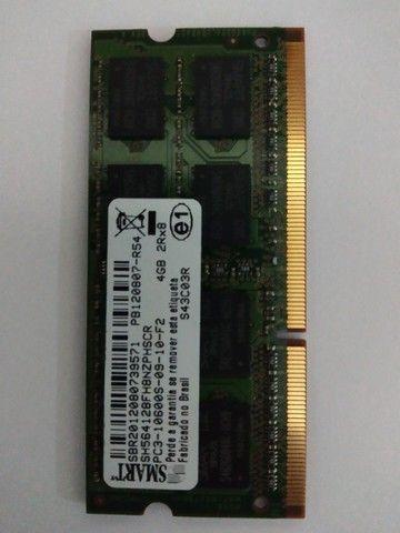 Memoria DDR3 - 4Gb (Notebook)