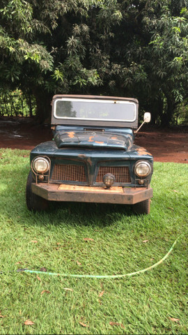 Pick-up jeep F75 ano 1966 - Foto 5