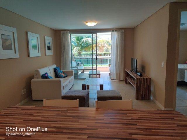 Apartamento para alugueo temporada na praia do Cumbuco  ce a metros do mar com  104 m2 e 3 - Foto 2
