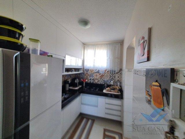 Ótimo Apartamento 2 quartos em Castelândia - Serra - Foto 7