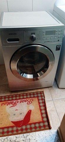 Vendo Máquina de lavar Samsung - Foto 4