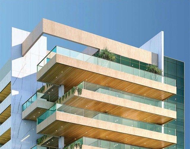 EDF DA VINCI uma obra de arte. 4 suítes  varanda gourmet 84m² com piscina privativa  413m² - Foto 5