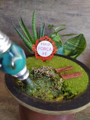 Enfeite de Cuia em Acrilico Corte laser + Adesivos - Foto 3
