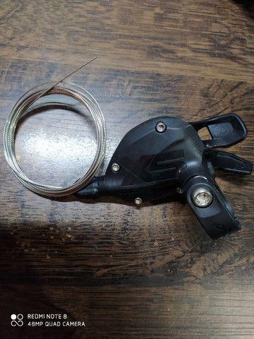 Câmbio e passador traseiro sram sx 12v - Foto 2