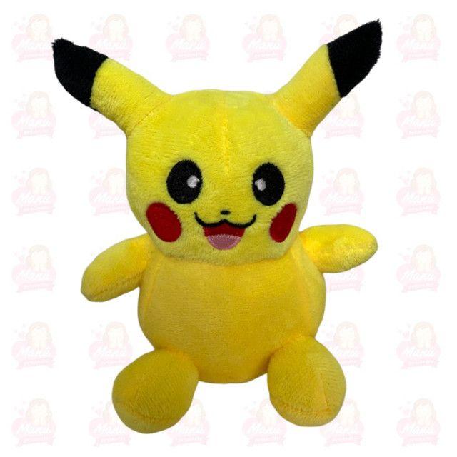 Pikachu 20cm pelúcia pronta entrega super fofinho