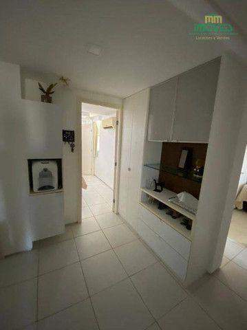 Apartamento Duplex com 4 dormitórios à venda, 210 m² por R$ 1.600.000 - Porto das Dunas -  - Foto 9