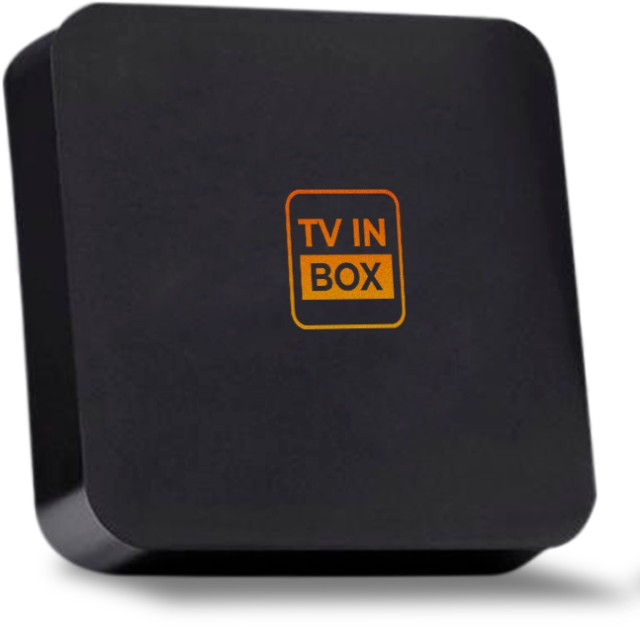 tv in box