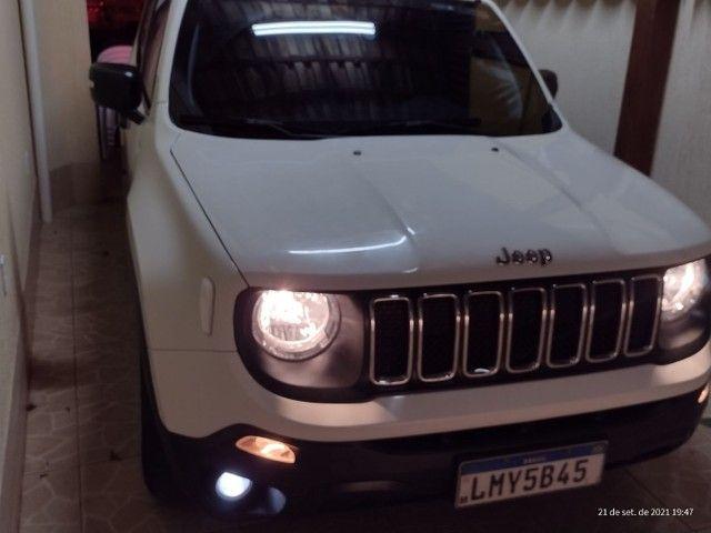 Jeep Renagade Sport MT Branca - Foto 8