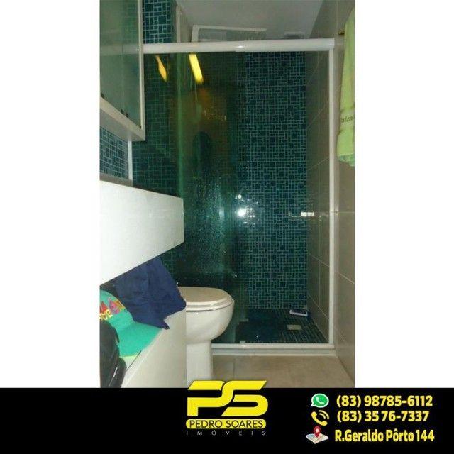(LUXO) Cobertura com 2 qts sendo 1 suíte à venda, 130 m² por R$ 1.000.000 - Beira mar Cabo - Foto 2