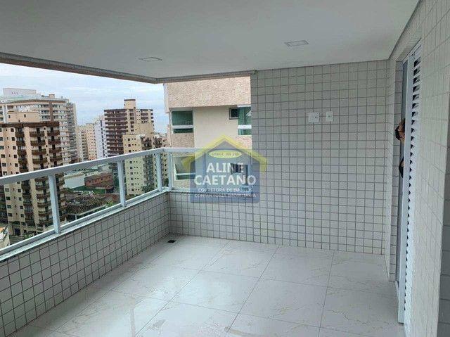 Apartamento 3 dormitórios no Caiçara Praia Grande - Foto 9