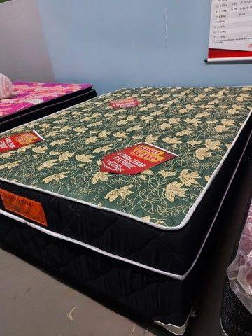 Cama cama casal box, mais 2 travesseiros de brinde/=(((**&^^^^