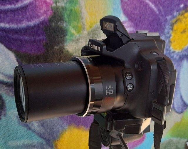Câmera Digital Canon_ PowerShot SX50 HS_FULLHD  - Foto 4