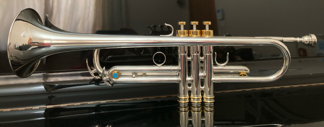 Trompete Yamaha Japan Prata