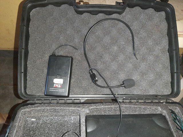Microfone Headset s Fio