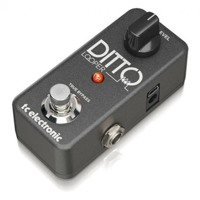 Pedal Guitarra Ditto Looper - TCElectronic