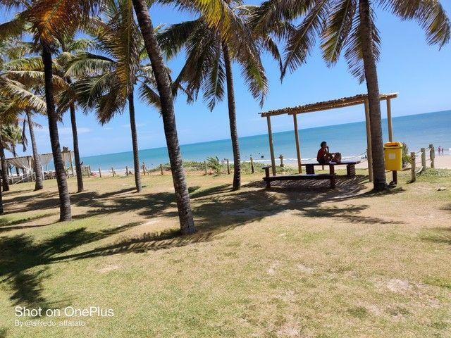 Apartamento para alugueo temporada na praia do Cumbuco  ce a metros do mar com  104 m2 e 3 - Foto 14