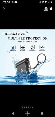 Pendrive micro metal 32 gb - Foto 3