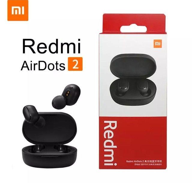 Fone de Ouvido Xiaomi Redmi AirDots 2 - Bluetooth 5.0 - Foto 2