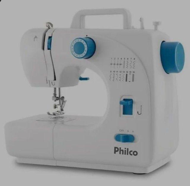 Máquina de costura Philco ( Nova, na caixa, com nota fiscal) - Foto 3