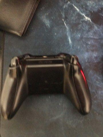 Vendo controle de Xbox one em  ótimas condições