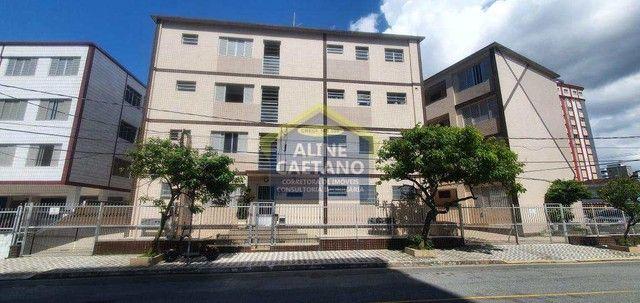 Apartamento com 1 dorm, Boqueirão, Praia Grande - R$ 155 mil, Cod: CLA22109