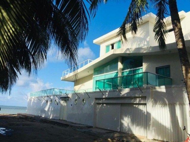 09-Cód. 318- Belíssima mansão na Praia de Pau Amarelo!!!! - Foto 3