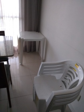 Centro: Apto 2 qts(1suíte), sala ampla, cozinha grande, 1 vaga. todo mobiliado! - Foto 13