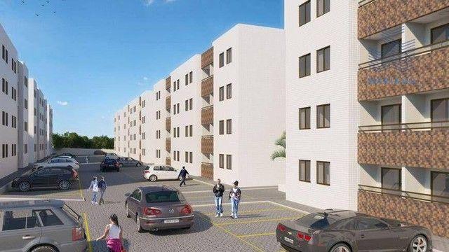 Apartamento com 2 dormitórios à venda, 53 m² por R$ 180.000,00 - Bancários - João Pessoa/P - Foto 2