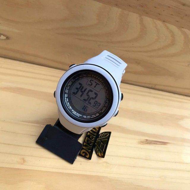 Relógio digital xufeng Prova d'água caixa grande
