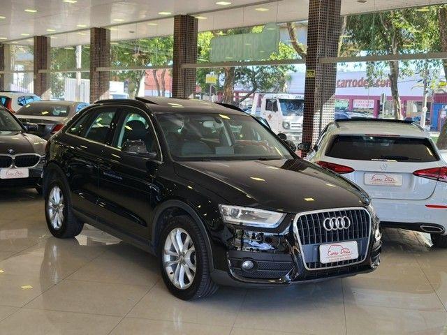 Audi Q3 AMBITION 2.0 QUATTRO 4P GASOLINA AUT