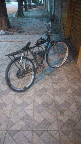 Bicicleta motorizada 80 cilindradas  - Foto 3