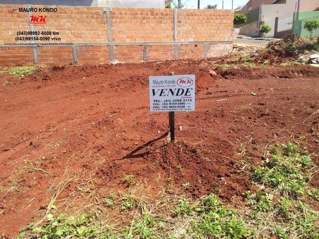 Terreno comercial de esquina com 361,00 m2 no residencial Casagrande em Ibiporã. - Foto 6