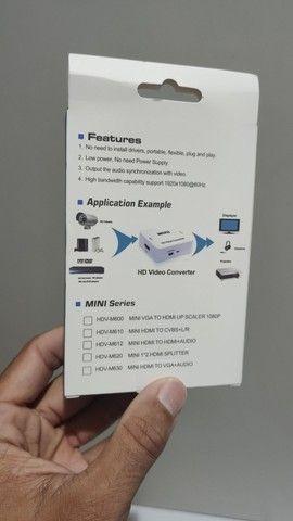 Conversor HDMI PARA RCA - Foto 2