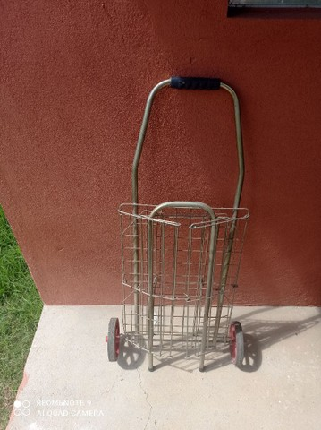 Cuba pia e carrinho de compras - Foto 3
