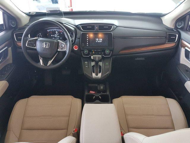 CRV 2019/2019 1.5 16V VTC TURBO GASOLINA TOURING AWD CVT - Foto 10