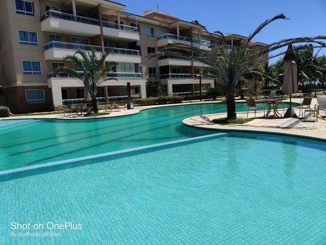 Apartamento para alugueo temporada na praia do Cumbuco  ce a metros do mar com  104 m2 e 3 - Foto 5