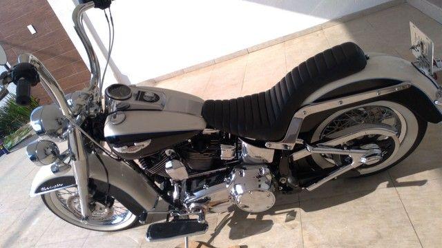 Moto Harley Davidson HD Softail Deluxe 2012 - Foto 3