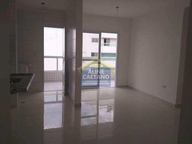 Apartamento 1 dorm Prédio Frente Mar Financia!! - Foto 7