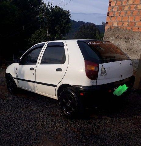 Fiat Palio Branco - Foto 2
