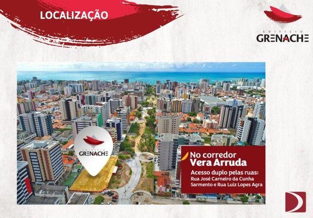 Lançamento na Jatiúca - EDF Grenache - 3/4 sendo um suite - Financiamento direto com a con - Foto 2