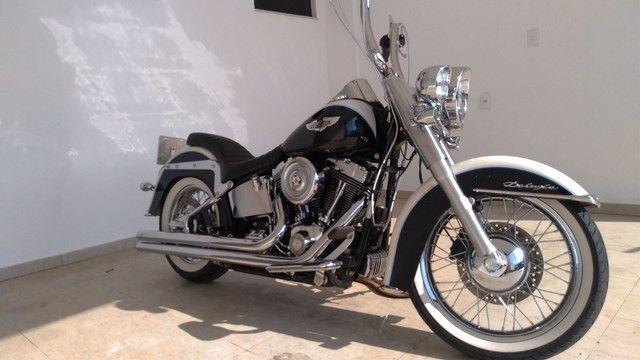 Moto Harley Davidson HD Softail Deluxe 2012 - Foto 14