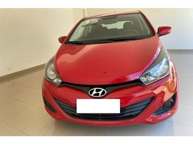Hyundai HB20 1.6 comfort plus vermelho 16v flex 4p aut.